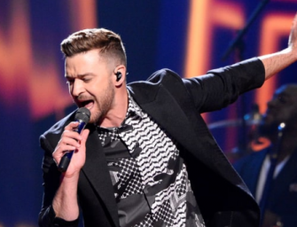 Justin Timberlake Surprises His Fans By Announcing New Album Release Date…WHEN IS IT COMING?