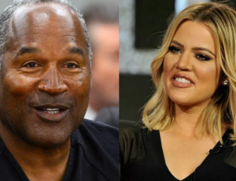O.J. Simpson Finally Addresses The Rumors, Claims He's NOT Khloe Kardashian's Father