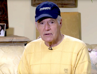 Oh No! 'Jeopardy!' Host Alex Trebek Is Taking A Medical Leave After Having Brain Surgery (VIDEO)