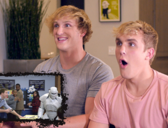 Disney Channel Star Jake Paul Drops The N-Word Multiple Times During Freestyle Rap (VIDEO)