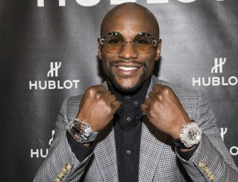 AWKWARD!  Floyd Mayweather Was Asked About the #Metoo Movement And FAILED.  But His Answer Was So Typical Floyd, That You Got To Love Him! (Video Snippet and Full Interview)