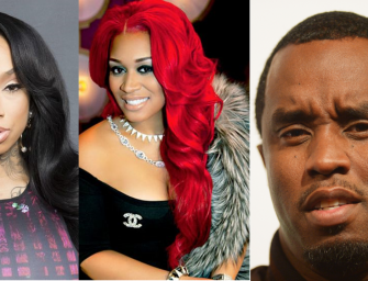 Diddy's Star Studded New Year's Bash Erupts In A Physical Altercation by Two 'Black Ink' Stars.  Rah Ali vs Sky; Rah Ali Post Video Explanation (VIDEO)