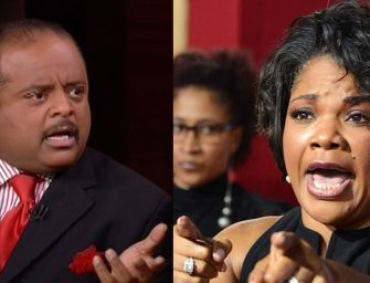EXPOSED! Mo'Nique Goes After Roland Martin on Social Media and Roland Puts Her on Blast! He Explains The Real Reason Mo'Nique Gets No Call Backs! (ALL THE POSTS)