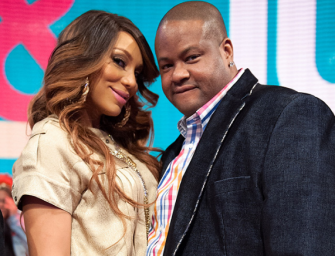 Tamar Braxton Deletes Her Instagram Account Following NYE's Drama With Estranged Husband Vincent Herbert