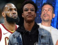 LeBron Offers Shaq's Son Great Advice After Not Being Selected for All Star Game. Matt Barnes Leaves a Hilarious Message and hashtag too (Bonus Highlight Video)