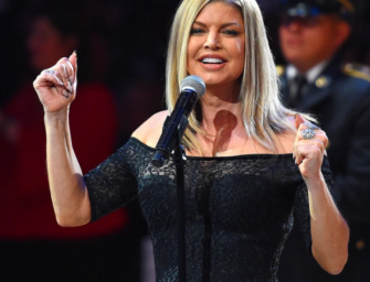 Fergie Apologizes And Claims She Truly Tried Her Best With Her National Anthem Performance