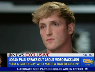 Logan Paul Sits Down With Michael Strahan In His First Interview Following The Horrific 'Suicide Forest' Viral Video
