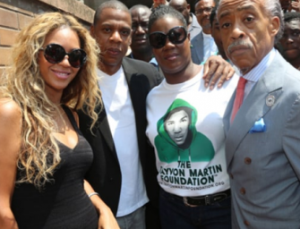 Jay Z Honors Trayvon Martin At Annual Peace Walk, Read His Inspirational Message Inside