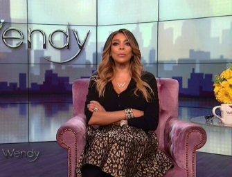 Wendy Williams Reveals To Her Fans She Has Graves' Disease, Find Out What That Means For Her Show (VIDEO)