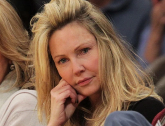 Heather Locklear Arrested For Domestic Violence After Fight Inside Her Home