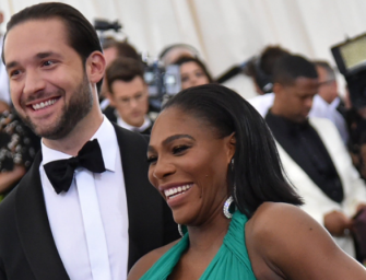 Alexis Ohanian Makes Serena Williams Cry By Surprising Her With Four Billboards Featuring Their Daughter Alexis Jr., Check Them Out Inside! (PHOTOS)