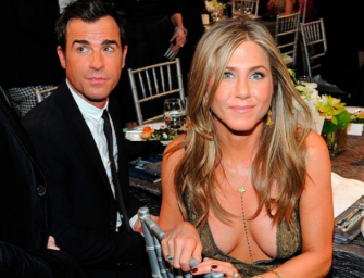Did Brad Pitt Play A Role In Jennifer Aniston And Justin Theroux's Divorce? One Source Claims Aniston Hoarded Brad Pitt Love Letters
