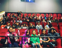 Serena Williams Shows Up At Special 'Black Panther' Screening For Black Girls Code In San Francisco, Watch The Surprising Moment Inside! (VIDEO)