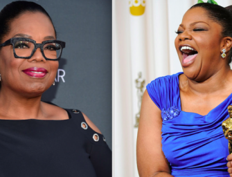 """WATCH VIDEO: Oprah Re-ignites Feud; Talks About Not Stooping to Mo'Nique's Level.  Mo'Nique Clap Back, Compares Oprah to """"Fake Gold""""!  YIKES! (Video and Social Posts)"""