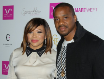 'Martin' Star Tisha Campbell-Martin Reveals She Has Filed For Divorce From Her Husband Duane Martin