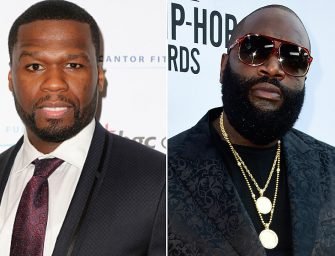 50 Cent Still Feuds with a Hospitalized Rick Ross, this Time it's at a Whole New Level.  50 Posts Subliminal Rocky IV Message, Things Go From Humorous to Spine Chilling.  (SAVAGE POSTS)