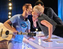 That Dude Who Was Kissed By Katy Perry On American Idol? Well, He Doesn't Seem All That Happy About It, Read His Confusing Statements Inside! (VIDEO)