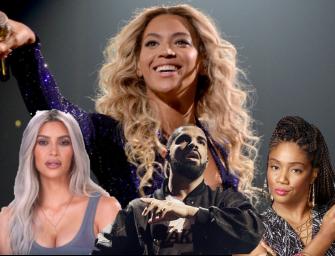 Beyonce's 12 Rap Bars Has the Internet Going Crazy.  She Shades (or References) Drake, Kim K and Tiffany Haddish and Tiffany Haddish Responds!  We Breakdown the Lyrics (Audio and Lyrics)
