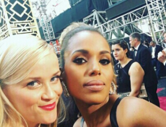 What Is Kerry Washington's Next Move Following Scandal? She'll Be Returning To Television With Reese Witherspoon…DETAILS Inside!
