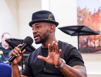 Taye Diggs Gets Dragged on Social Media After Explaining Why He Now Can't Date Outside of His Race.  We have the 3 Quotes That Have Women Heated! (Full Interview Video)