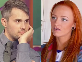 Maci Bookout From 'Teen Mom' Has Filed For Order of Protection Against Ryan Edwards Following His Arrest Earlier This Week