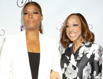 Queen Latifah Writes Touching Tribute To Her Mother Who Passed Away This Week