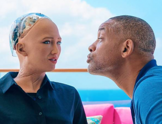 What Is Will Smith Doing Now? Going On Dates With Robots, Apparently! Watch The Incredibly Awkward Date Inside!
