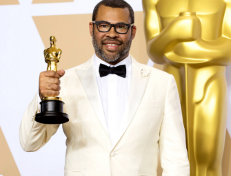 Jordan Peele Becomes First Black Writer To Ever Take Home Oscar For Best Original Screenplay, See Keegan-Michael Key's Reaction!