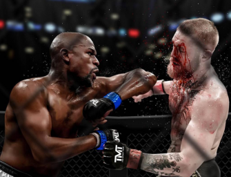 MMA Fighter Chael Sonnen Claims Floyd Mayweather Will Box At Least One More Time Because He Is Dumb And Broke (VIDEO)