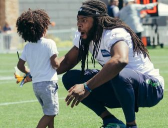 The Seahawks Release Richard Sherman with a Touching Video, Sherman Replies with a letter…..BUT THEN…Has to Post Stats For All The Haters Who Say He Has Slowed Down.  (VIDEO AND POSTS)