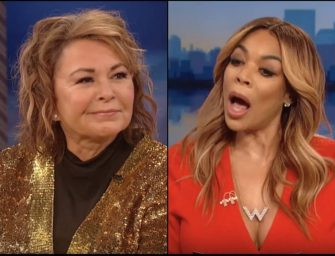 Wendy Met Her Match! Watch Roseanne Shade TF Out of Wendy Williams When Wendy Asks About Her Ex-Husband!