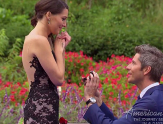 The Bachelor Finale Just Aired The Most Uncomfortable Break-Up On Television, TWITTER IS NOT HAPPY WITH ARIE LUYENDYK JR. (VIDEO)
