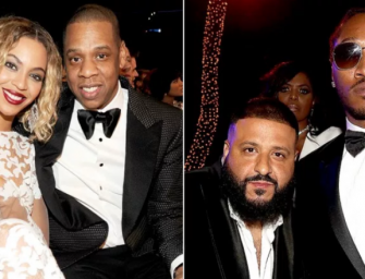 Beyonce And Jay Z Team Up Together On DJ Khaled's New Track With Future, Listen To The Song Inside! (AUDIO)