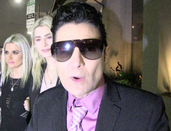 Hospital Results Come Back For Cory Feldman, And Apparently He Was Not On Drugs When He Claimed He Got Stabbed…SO WHAT HAPPENED?