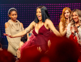 Cardi B Is Reportedly 6 Months Pregnant, And She's Still Going To Perform Next Month At Coachella