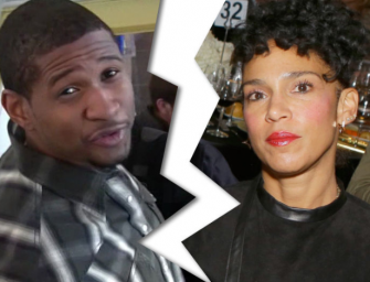 Usher And Wife Announce Shocking Split, Friends Claim They Did Not See It Coming…Details Inside!