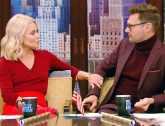 Oh Snap! Kelly Ripa Defends Ryan Seacrest, Talks About How Lovely It Is Working With Him On 'Live With Kelly And Ryan' (VIDEO)