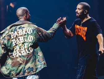 Hold Up…Is Drake Going To Be Featured On Kanye's Next Album? Photos Prove Drake Linked Up With Kanye In Wyoming!