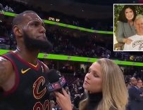 Reporter Who Blindsided LeBron With News Of Popovich's Wife's Death Gets Dragged. LeBron Defends Her And Reveals NBA Protocol; They Know The Questions They are Going to Be Asked (VIDEO)