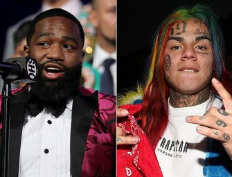 Did Adrien Broner Cancel His NY Event Out of Fear of 6ix9in?  NO! The Two are Feuding on Social Media but Showtime Says The Event Was Cancelled for Other Reasons