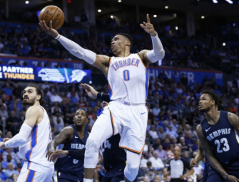"OKC Thunder Announcer Is Facing A Lot Of Heat After Saying Russell Westbrook Was ""Out Of His Cotton-Picking Mind"" (VIDEO)"