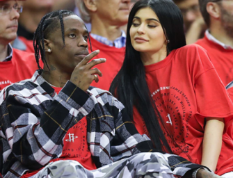 Travis Scott Fights Back Against Claims He Bailed On Super Bowl Concert Show Because Of The Birth Of His Daughter With Kylie Jenner