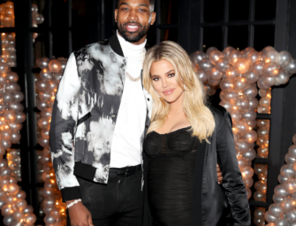 REPORT: Khloe Kardashian Wants To Get The Hell Out Of Cleveland Following Tristan Thompson Cheating Scandal…BUT SHE CAN'T FLY!