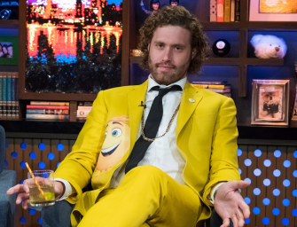 T.J. Miller Arrested And In Serious Trouble With The FBI After Calling In A Fake Bomb Threat (VIDEO)