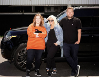 Carpool Karaoke Is Back With The One And Only Christina Aguilera (VIDEO)