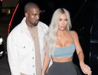 Kim Kardashian And Kanye West Show Rare PDA Moment During Snapchat Clip, Watch Their Makeout Session!