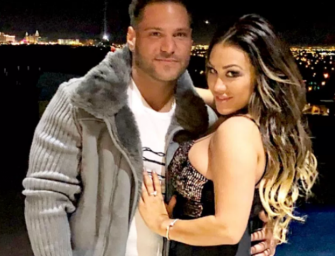 'Jersey Shore' Drama: Ronnie Ortiz-Magro Apologizes To His Baby Mama/Girlfriend, Then Retracts Apology And Accuses Her Of Cheating On Him!