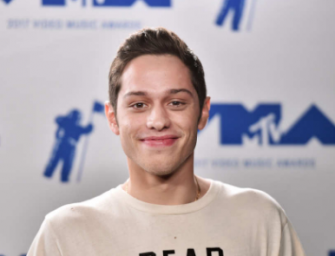 Pete Davidson Fires Back At The Haters, Says Mental Illness Does Not Make His Relationship With Ariana Grande Toxic…WE ALL DESERVE LOVE!