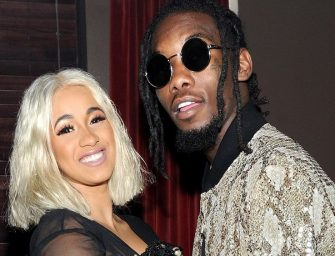 """Second Video Surfaces of Cardi B's Security Team Assaulting An Autograph Seeker.  Victim Was Shouting  """"Please Beat Me Up"""" Right Before Attack (2 VIDEOS)"""