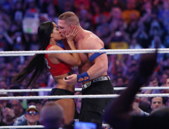 Wow…MUST WATCH: John Cena Leaves His Heart On The Floor, Reveals How Heartbroken He Is After Nikki Bella Dumped Him Just Days Before Their Wedding (EMOTIONAL VIDEO)